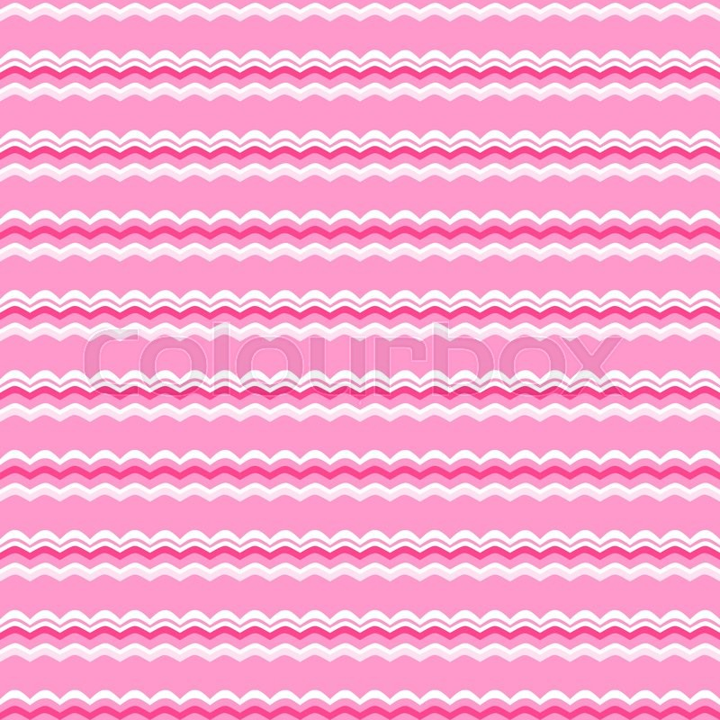 cute pink vector seamless pattern endless texture for