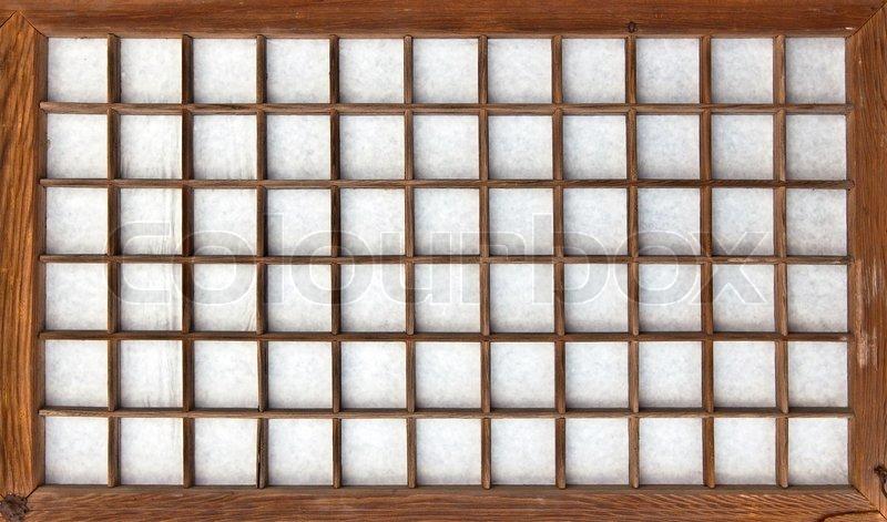 Japanese style storm shutter stock photo colourbox for Japanese style windows