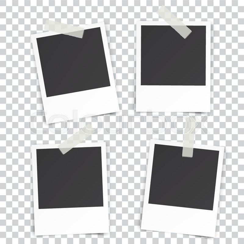 Kodak Polaroid Frame Png