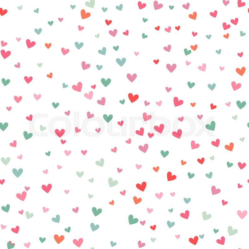 holiday hearts wallpaper vector - photo #48