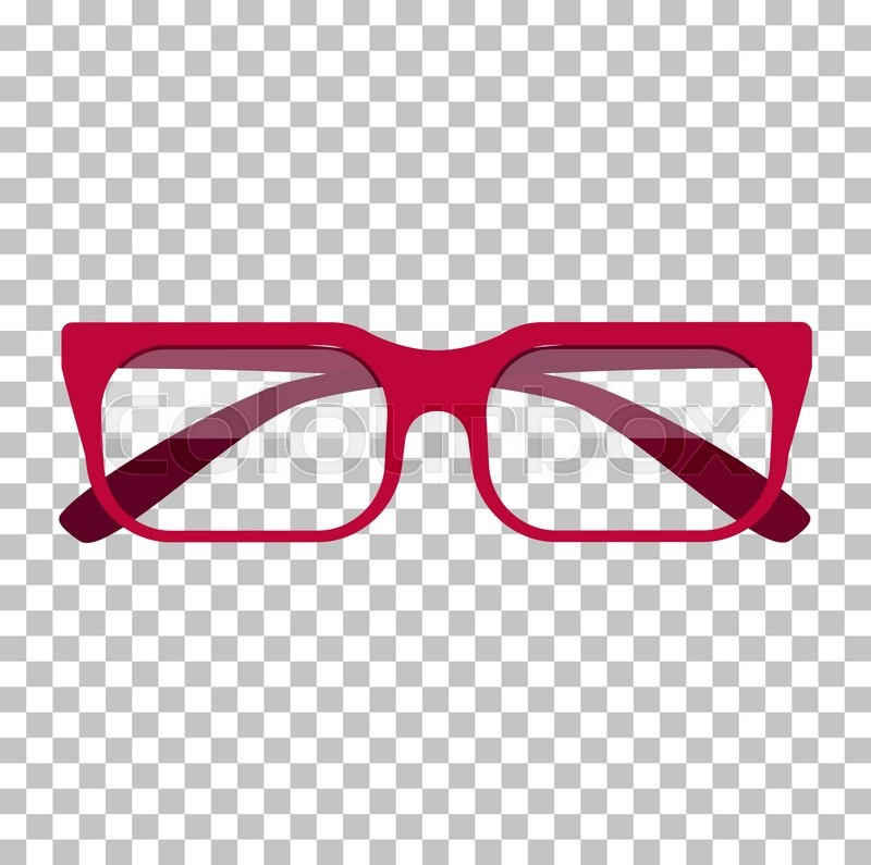 c75b287fae Classic glasses icon. Glasses ...