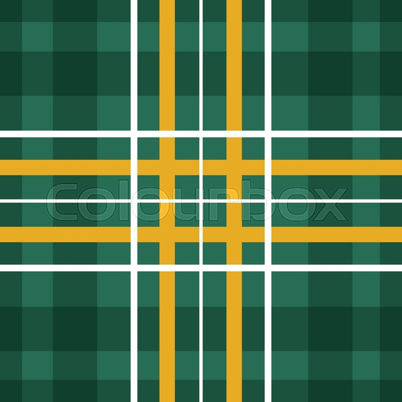 Saint patrick 39 s day squared kilt seamless background st for Irish mail cart plans