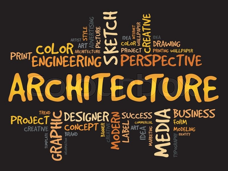architecture words or shapes Create models for your app edit uml models and diagrams on the architecture menu each shape on a diagram is a view of an element in the model.
