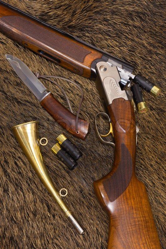 Lovačko oružje i municija 800px_COLOURBOX1782890