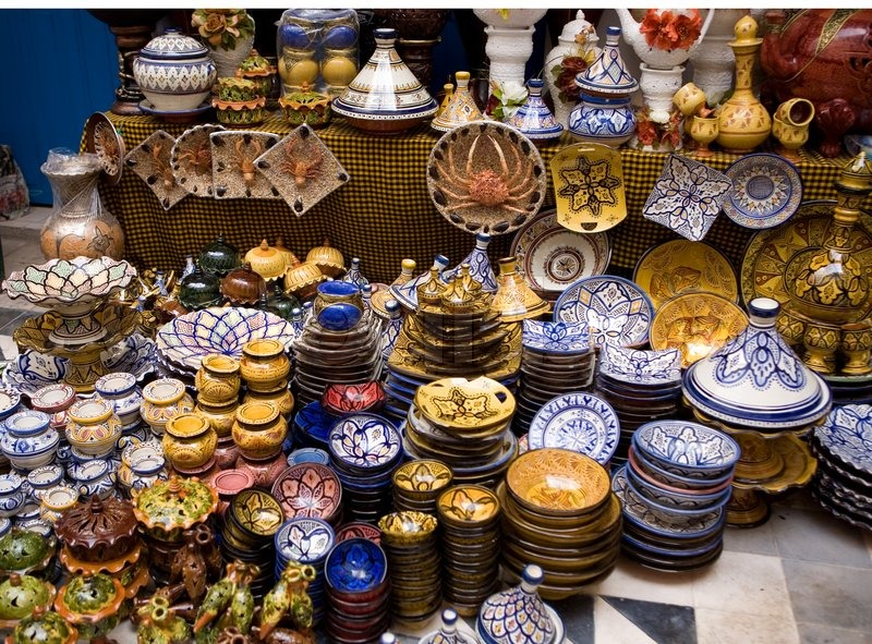 Online shopping in morocco