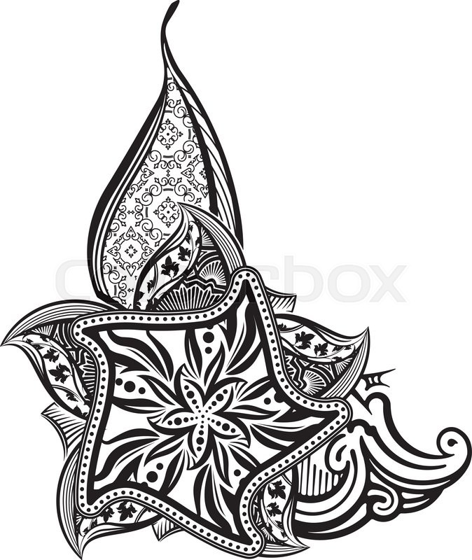 Diseno De Tatuajes besides Stock Illustration Henna Tattoo Flower Template Mehndi also Bloemen Schedel Tekening 756289 furthermore Vector Peonies Tattoo Art Design 644807608 besides Black Hibiscus Tattoo. on flower tattoo designs