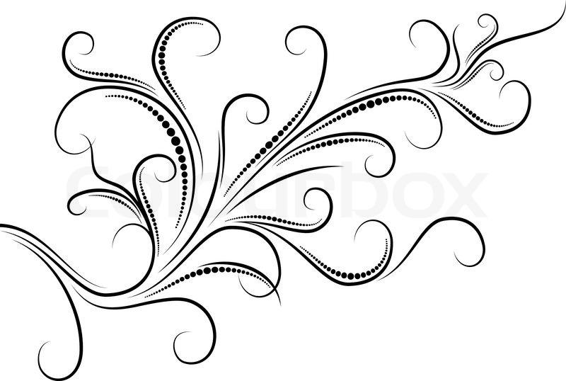 schreibstift stift muster vektorgrafik colourbox. Black Bedroom Furniture Sets. Home Design Ideas