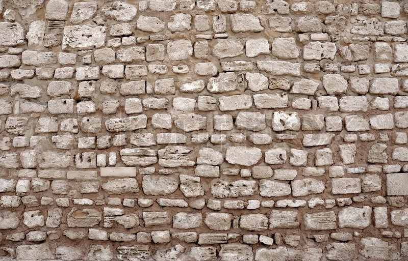 Big Wall Pictures Part - 41: Wall Background And Texture Stone Structure Brick Big | Stock Photo |  Colourbox
