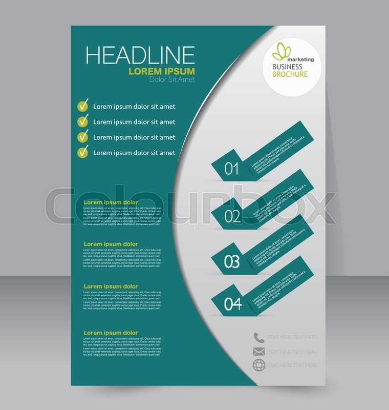 Why are flyers used in businesses?