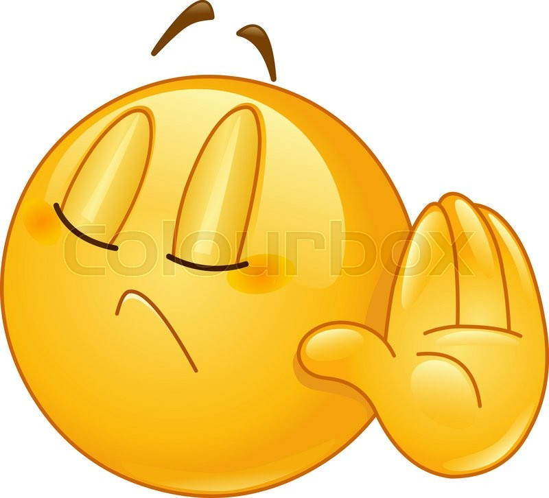 emoticon showing deny or refuse hand gesture stock clip art shaking hands images clipart man shaking hands