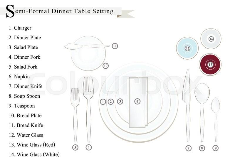Formal Dinner Business Dinner Or Semi Formal Dinner Place