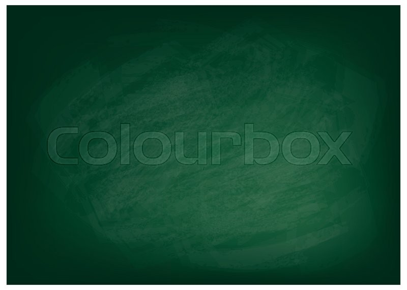 background pattern dusty green chalkboard texture with copy space for text decorated stock vector colourbox