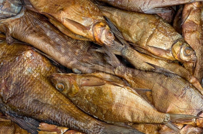 Smoked fish stock photo colourbox for Smoking fish in a smoker
