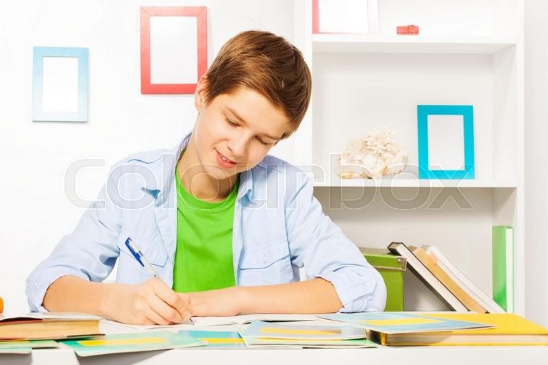 Homework writting