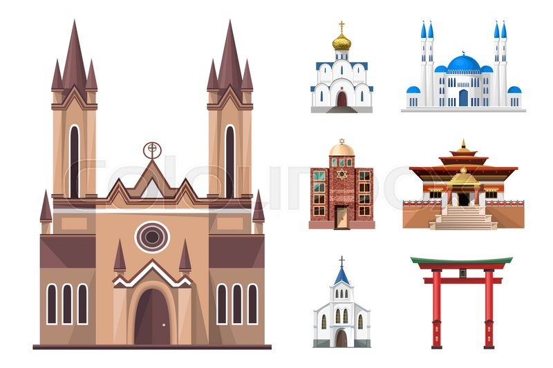 Different churches