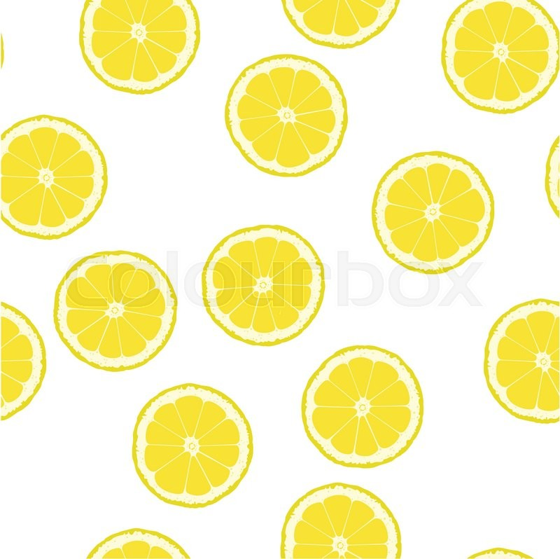 background from the cut lemons stock vector colourbox cut lemons stock vector colourbox
