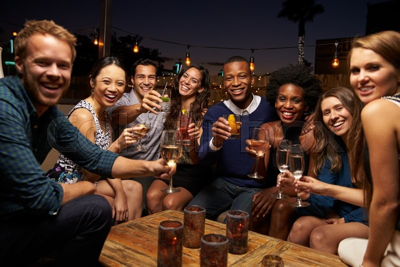 Image result for night out with friends