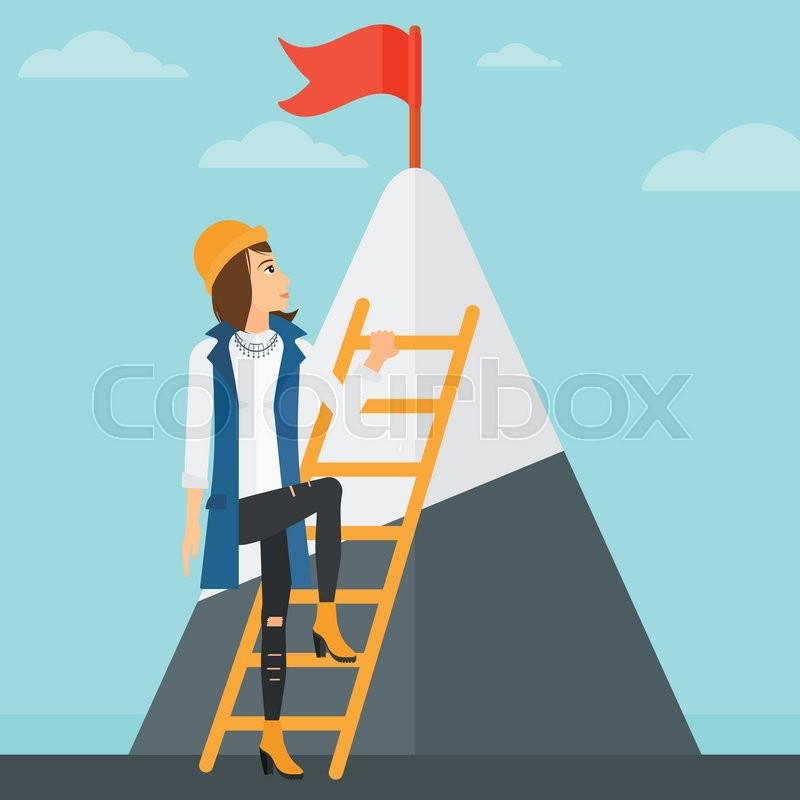 how to get to the top of the corporate ladder