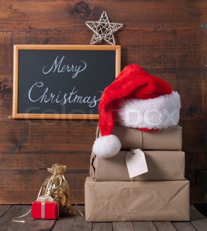 weihnachten etikett feiertag stockfoto colourbox. Black Bedroom Furniture Sets. Home Design Ideas