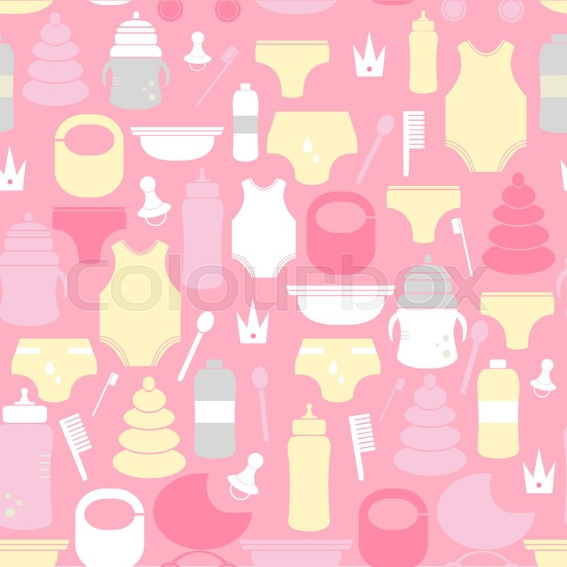 64dd5e7eb98a Colorful seamless pattern with cartoon ...
