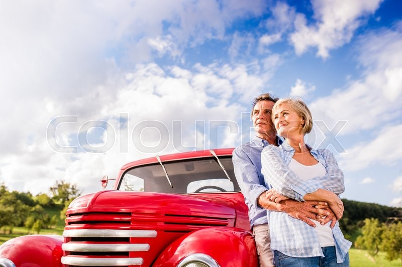 Stock foto af 'kram, transport, pension'