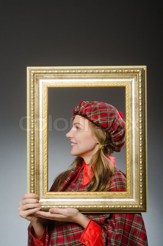 Stock foto af 'pung, plaid, picture'