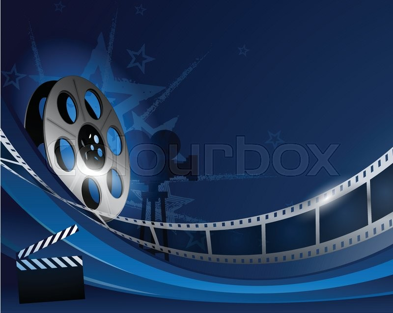 Movie background designs