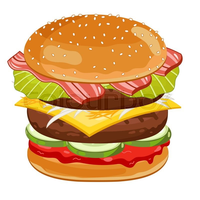 What Is In Fast Food Burger Meat