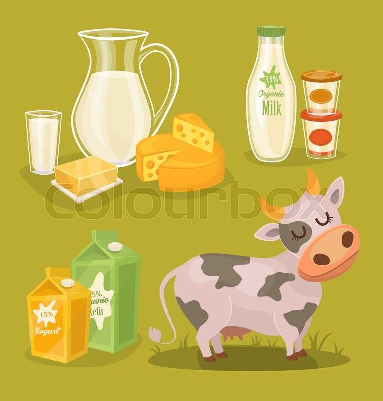 milk and dairy products pdf