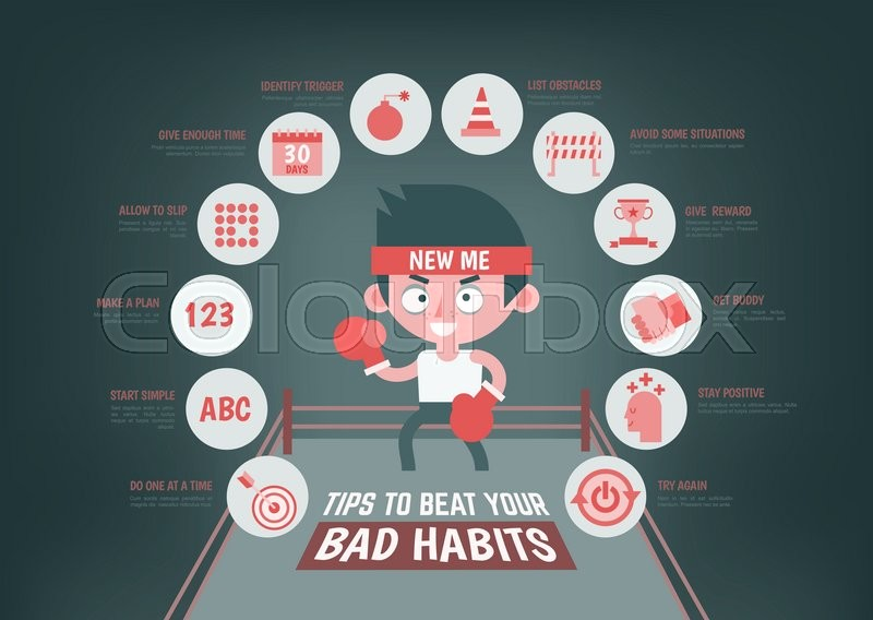 """Creating your productivity ritual — a routine that helps you to maintain a peak level of energy can get you the best out of your days. Part of creating your productivity routine involves removing activities that drain you (what I call """"kryptonites""""), and that includes your bad habits."""