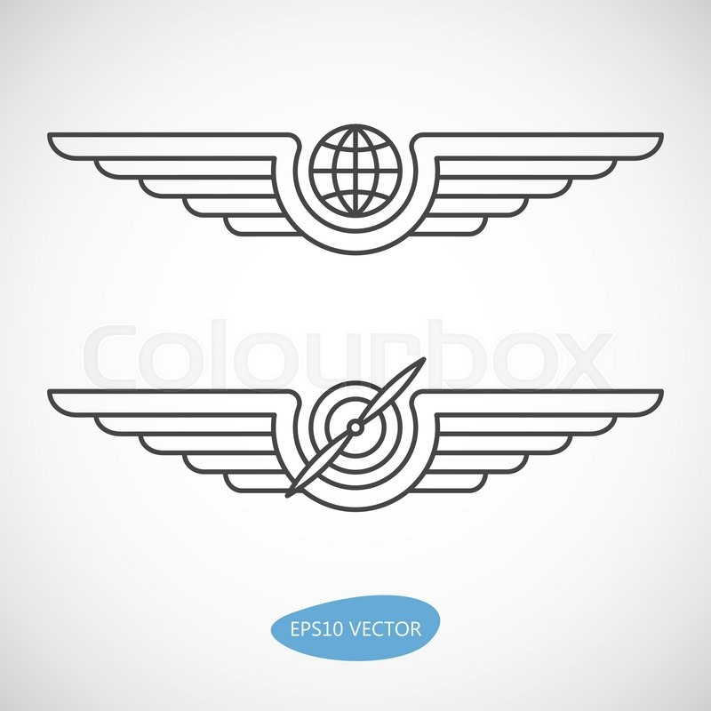 Aviation Emblems Badges And Logo Patches Military And Civil