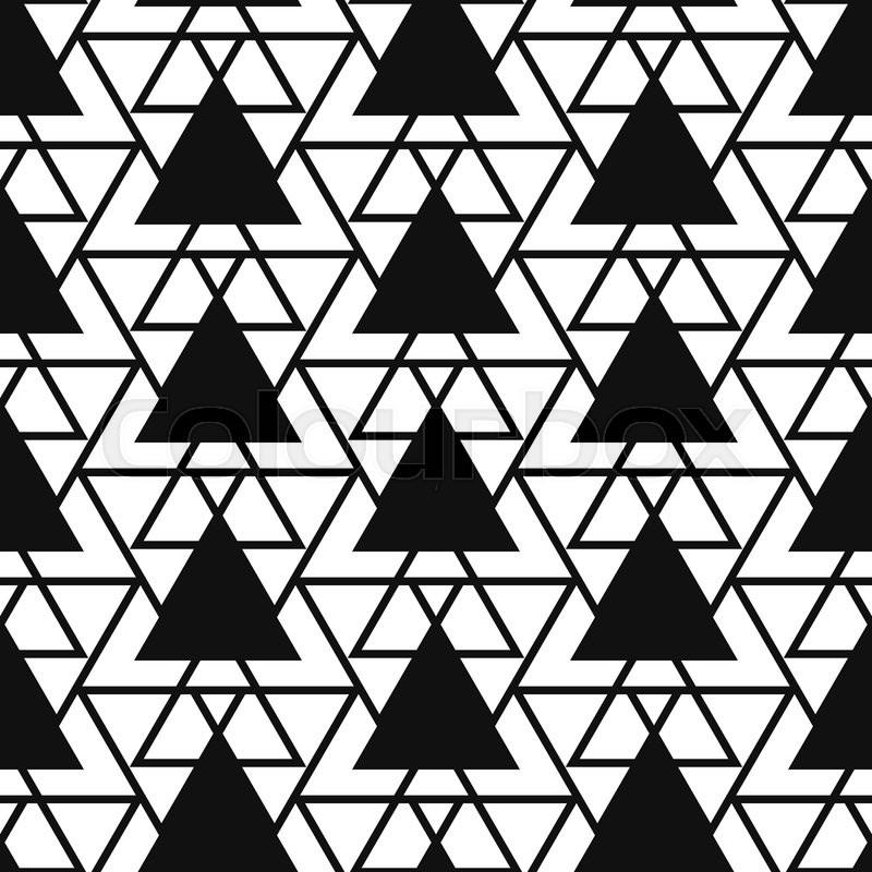 black and white geometric shapes wwwpixsharkcom