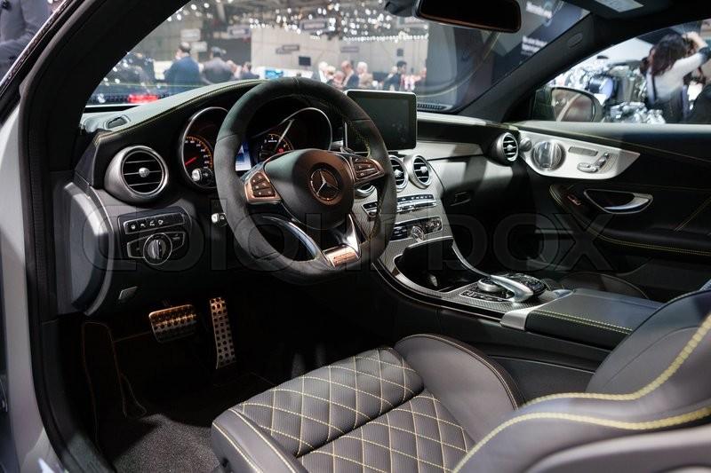 Geneva Switzerland March 1 Geneva Motor Show On March 1 2016 In