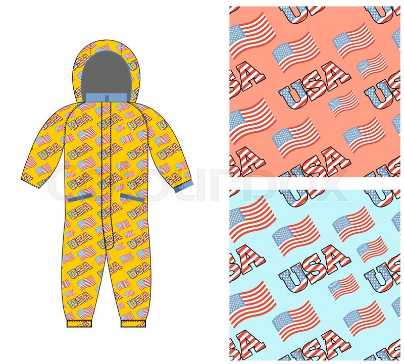 patriotic childrens clothing childrens clothing template overall