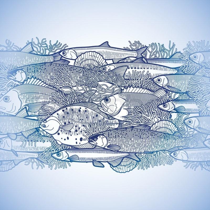 Sea graphic