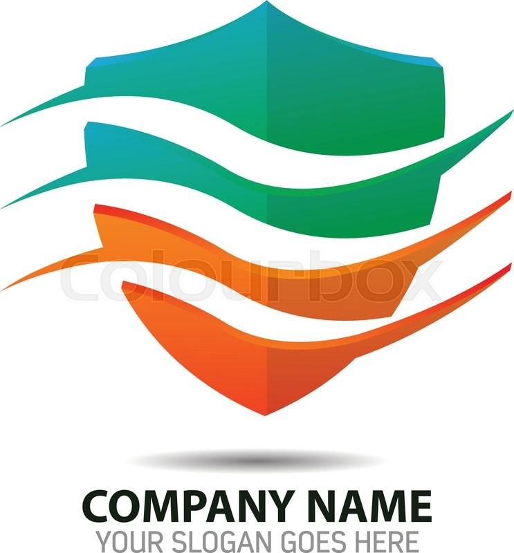Vector Design of Security Shield Insurance Vector Logo Icon Template ...