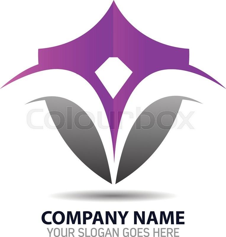 insurance logo template  Vector Design of Security Shield Insurance Vector Logo Icon Template ...