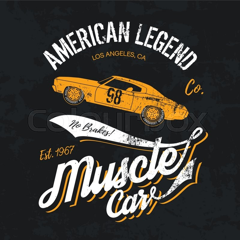 T Shirts With Old Cars Copyright