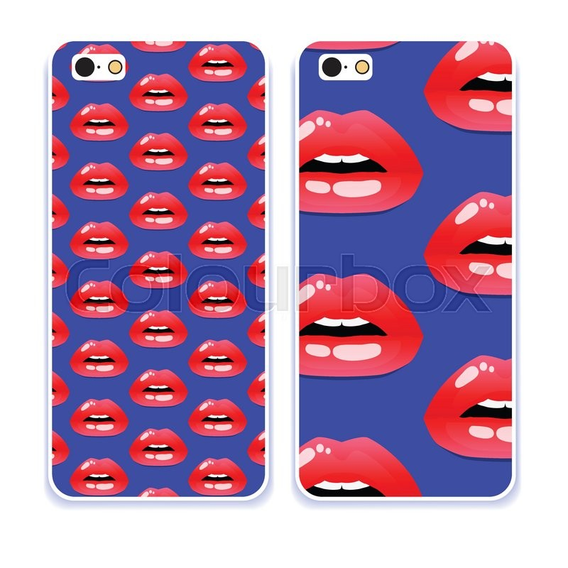 Phone case collection mobile phone cover back and screen for Diy phone case template