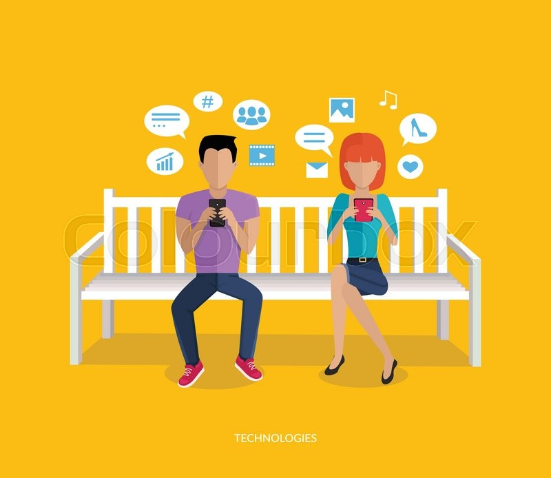effect of technology and social media on conflict The mission of mit technology review is to equip its audiences the impact of the internet on society: a global instead, social relationships are being.