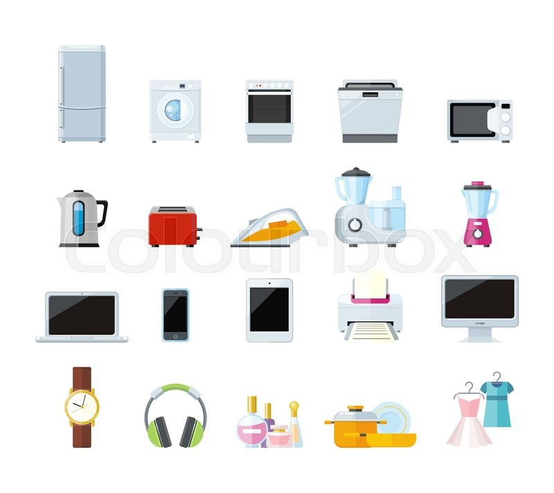 household appliances New appliances can make your life easier we want that for you, too choose from a selection of affordable styles we'll deliver when and where you need it.