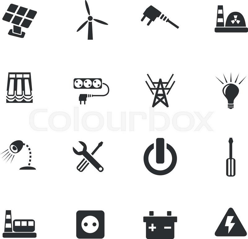 solenergi  volt  ikon