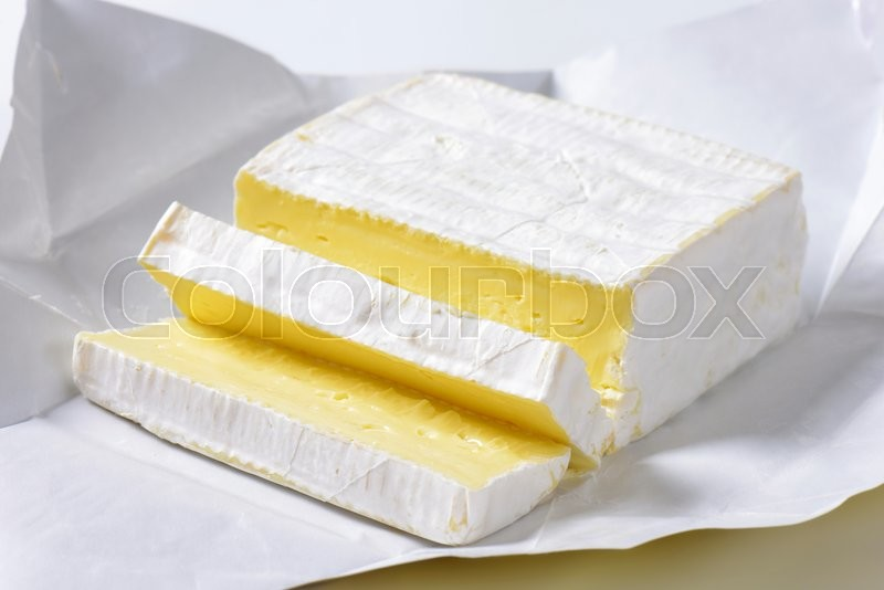 French Cow's Milk Cheese With White Rind
