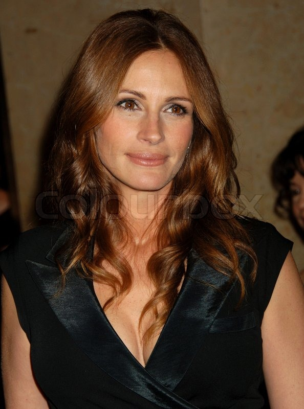 Julia Roberts hædret med amerikanske Cinematique Award, stock foto - 1855031-julia-roberts-honoured-with-american-cinematique-award