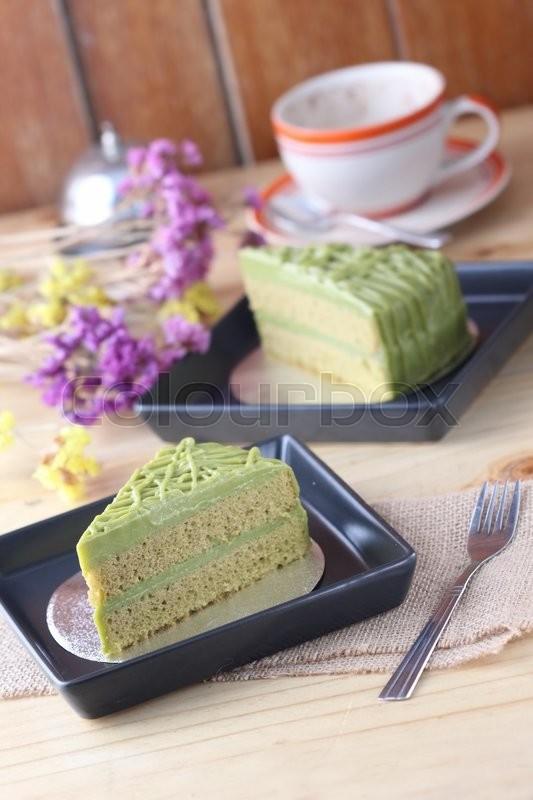 Aufgeschnitten butter kuchen stockfoto colourbox for Butter kuchen dresden