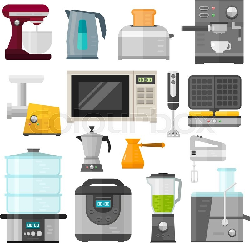 Home Appliances Design Cooking Applications And Home