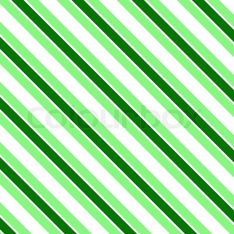 Green Diagonal Line Pattern Vector Background Design