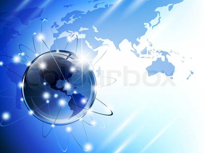 World map from nasa public domain httpearthobservatorysa world map from nasa public domain httpearthobservatorysaglobalmaps with glossy earth globe stock photo colourbox gumiabroncs