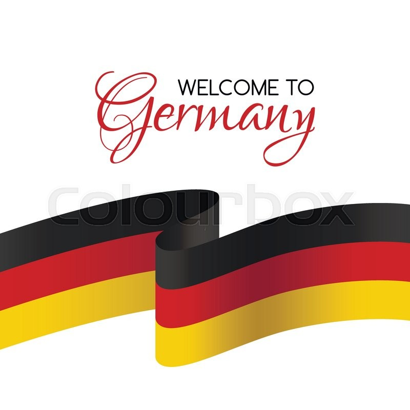 how to say welcome to germany in german