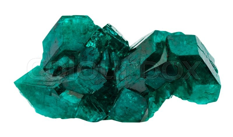 Macro Shooting Of Natural Mineral Stone Stock Photo